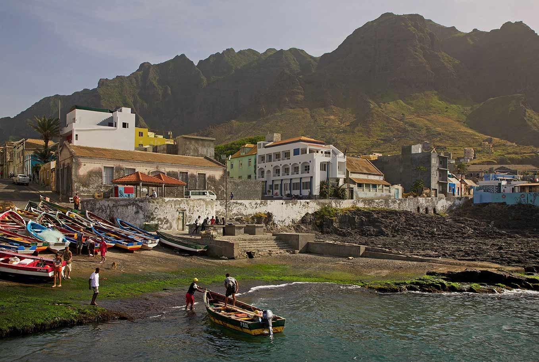 Jour 5, 6 : île de Santo Antão (2 nuits)