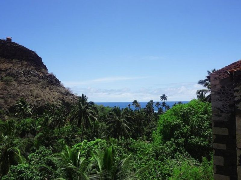 Trekking Calabaceira Valley + Points forts de Cidade Velha