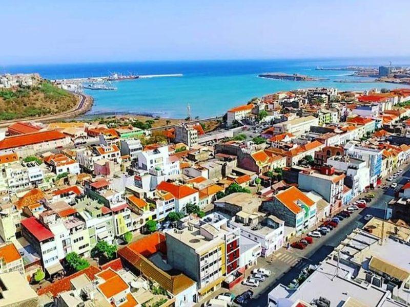 Visite de la ville de Praia (la capitale du Cap-Vert)