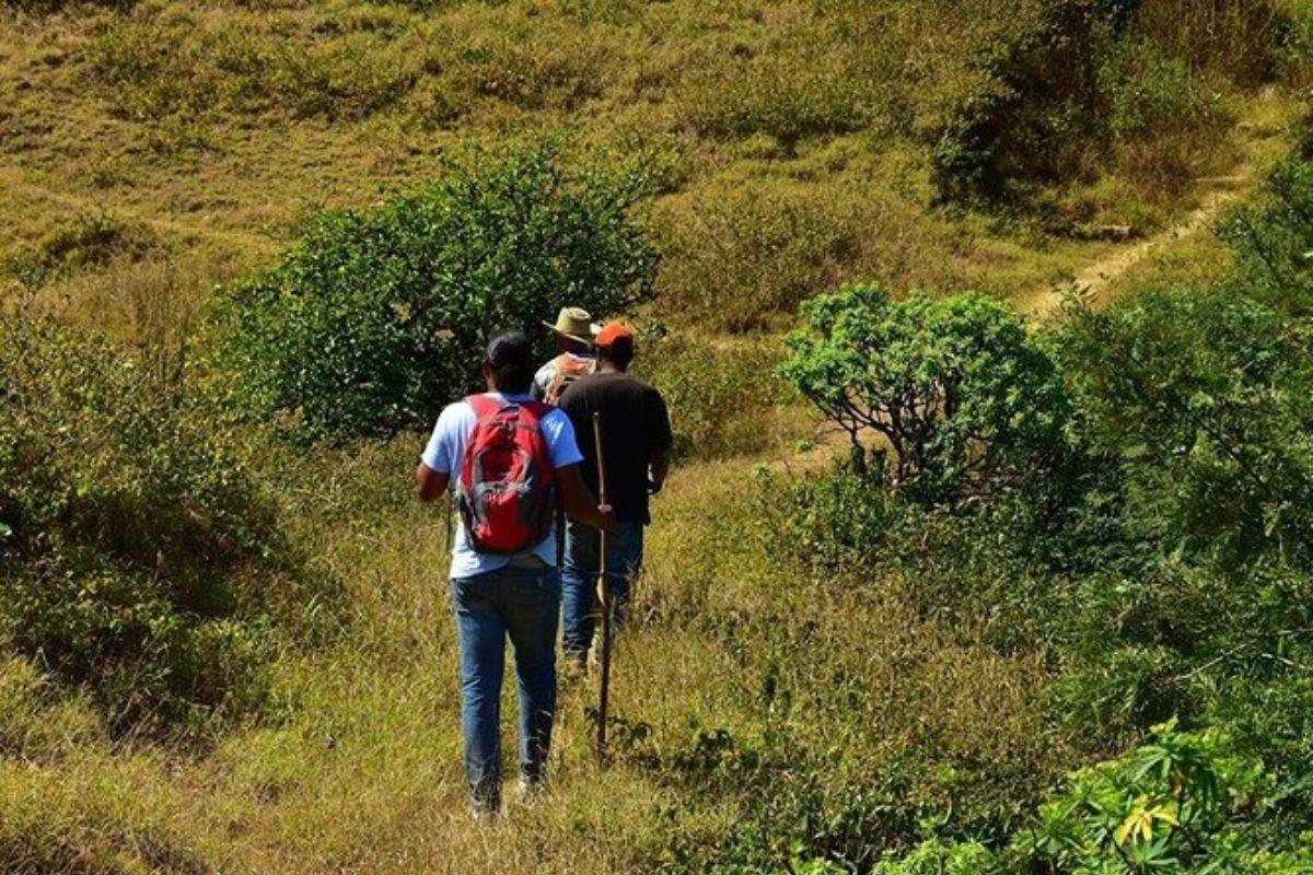Trekking dans l'île de Brava: Nova Sintra-Monte Fontainhas