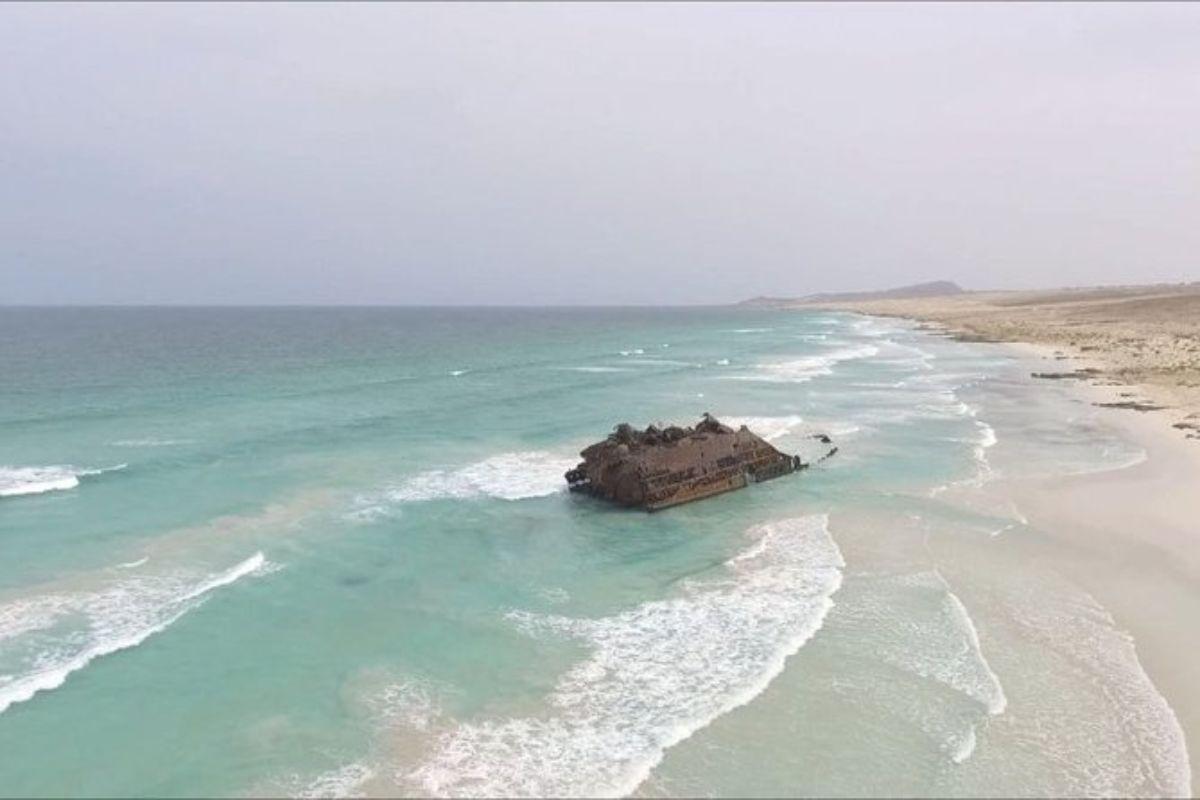 Visite privée de Boa Vista de Spinguera à Cabo S. Maria